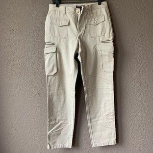 Michael kors khaki size 30 carpenter trousers